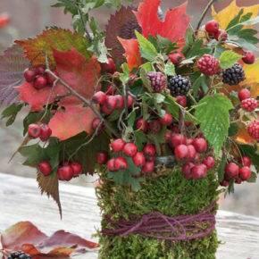 Осенние поделки фото 06