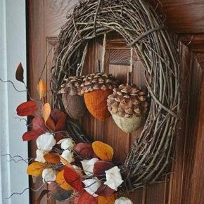 Осенние поделки фото 08