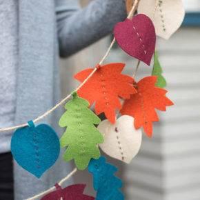 Осенние поделки фото 22