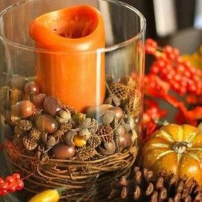 Осенние поделки фото 24