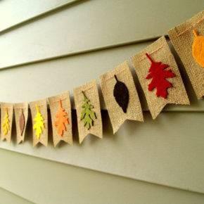 Осенние поделки фото 42