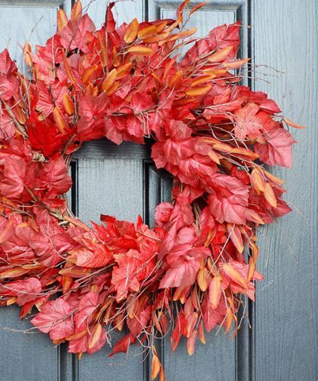 Осенние поделки фото 44