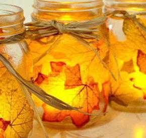 Осенние поделки фото 45