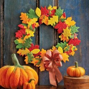 Осенние поделки фото 56