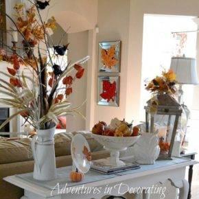Осенние поделки фото 76