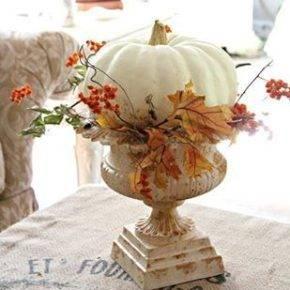 Осенние поделки фото 88