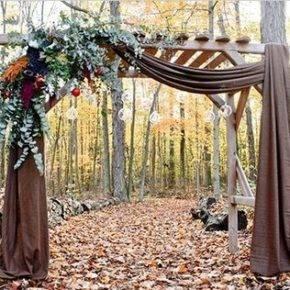 осенняя свадьба фото 03