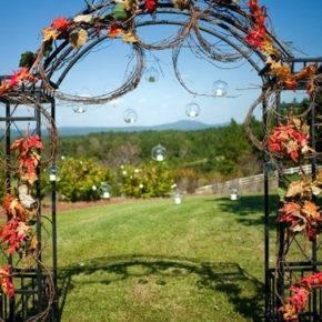 осенняя свадьба фото 04