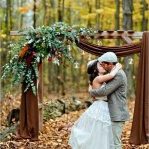 осенняя свадьба фото 06