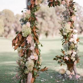 осенняя свадьба фото 10