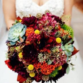 осенняя свадьба фото 20