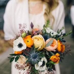 осенняя свадьба фото 24