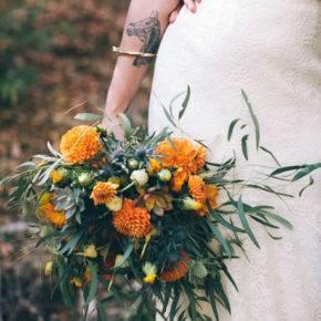 осенняя свадьба фото 25