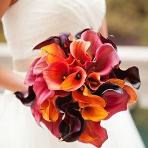 осенняя свадьба фото 26