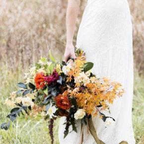 осенняя свадьба фото 27