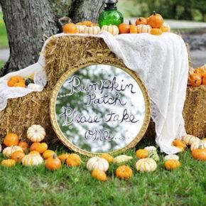осенняя свадьба фото 46