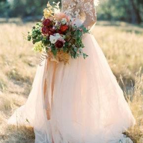 осенняя свадьба фото 48