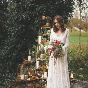 осенняя свадьба фото 54