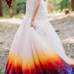осенняя свадьба фото 55