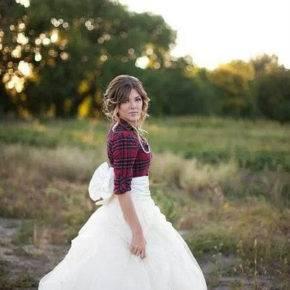 осенняя свадьба фото 61