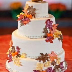 осенняя свадьба фото 75