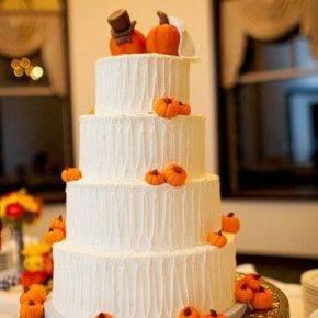 осенняя свадьба фото 80