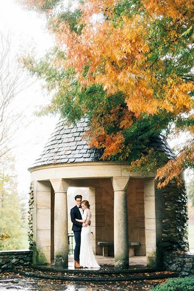 осенняя свадьба фото 88