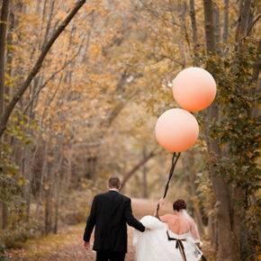осенняя свадьба фото 90