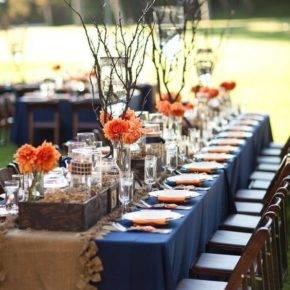 осенняя свадьба фото 127