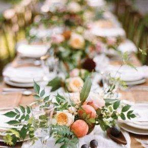 осенняя свадьба фото 128
