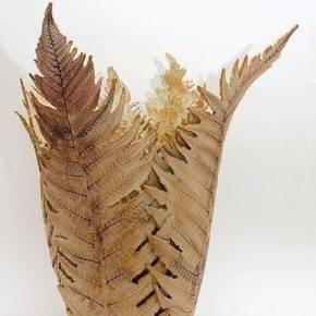 поделки из листьев фото 028
