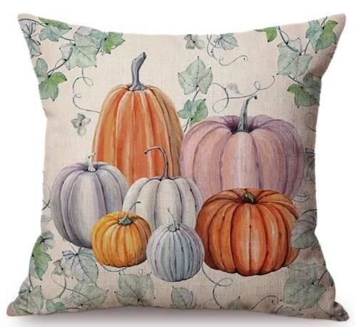 подушки на тему осень фото 3