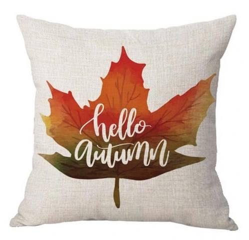 подушки на тему осень фото 2