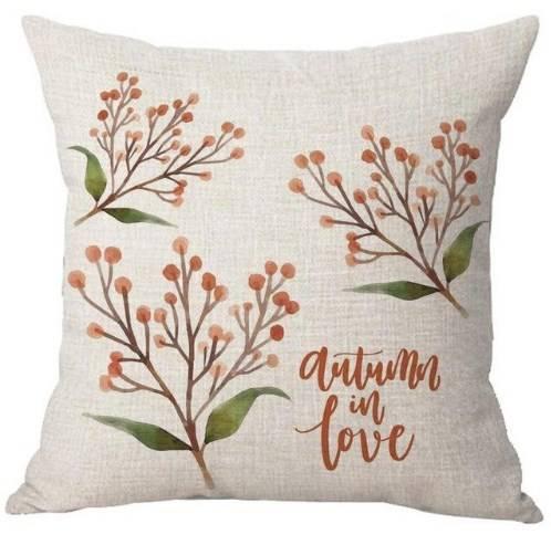 подушки на тему осень фото 1