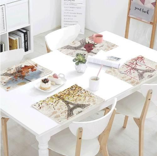 салфетки для стола на тему осень фото 1