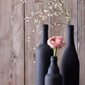декор бутылок фото 068