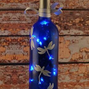 декор бутылок фото 099