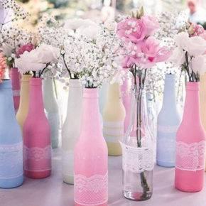 декор бутылок фото 119