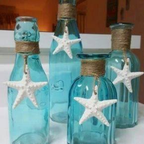 декор бутылок фото 129