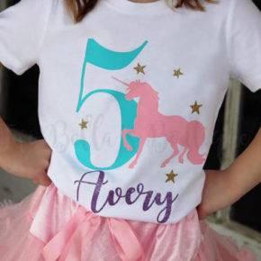 детский день рождения 5 лет единороги фото 168