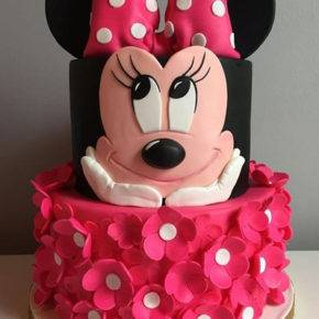 children's birthday 5 years old mini mouse photo 140
