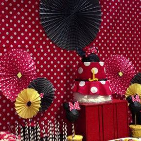 children's birthday 5 years old mini mouse photo 146
