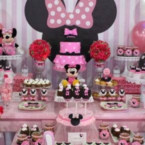 children's birthday 5 years old mini mouse photo 143