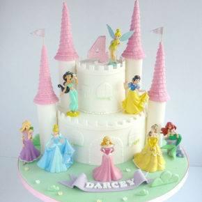 детский день рождения 5 лет принцессы диснея фото 121