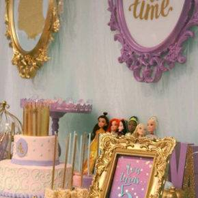 детский день рождения 5 лет принцессы диснея фото 135