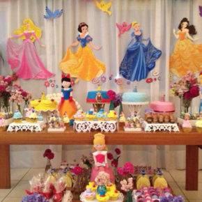 детский день рождения 5 лет принцессы диснея фото 134