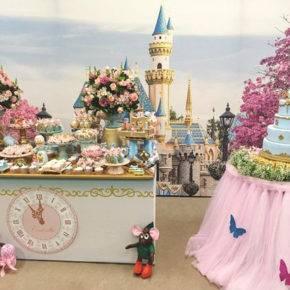 детский день рождения 5 лет принцессы диснея фото 131