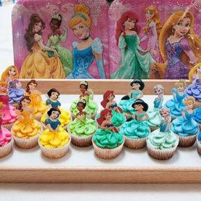 Children's birthday 5 years old Disney Princess photo 130