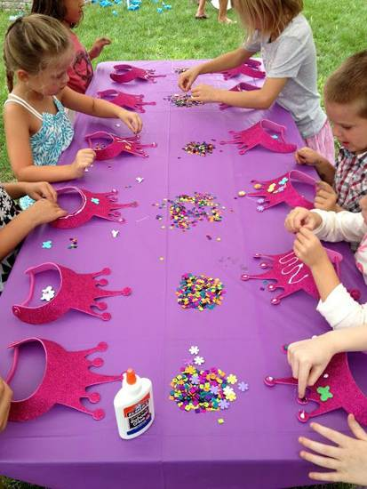 детский день рождения 5 лет принцессы диснея фото 118