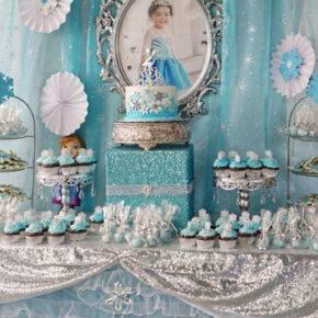 детский день рождения 5 лет холодное сердце фото 116